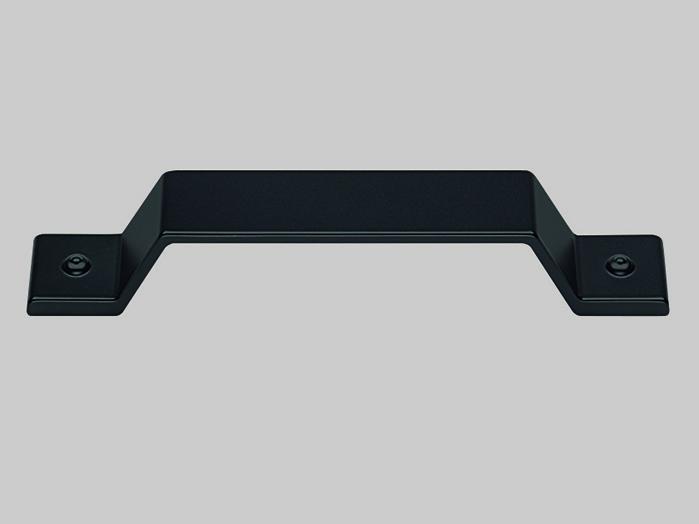 570 Металлическая ручка Чёрный