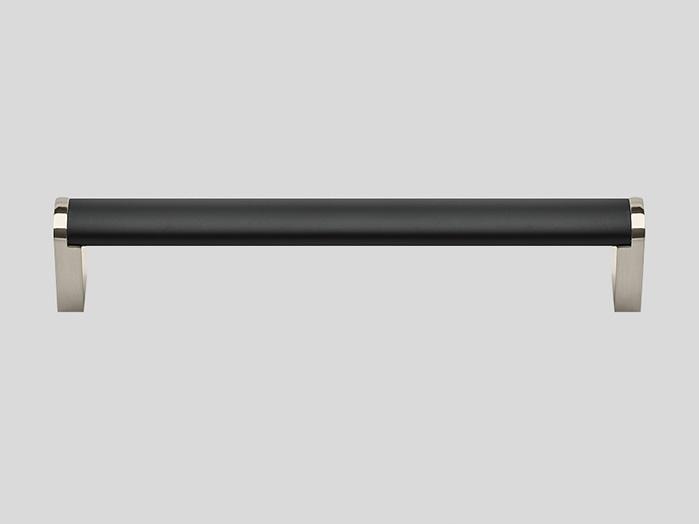595 Металлическая ручка Черный / Под нержавеющую сталь