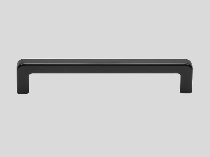 726 Металлическая ручка Чёрный