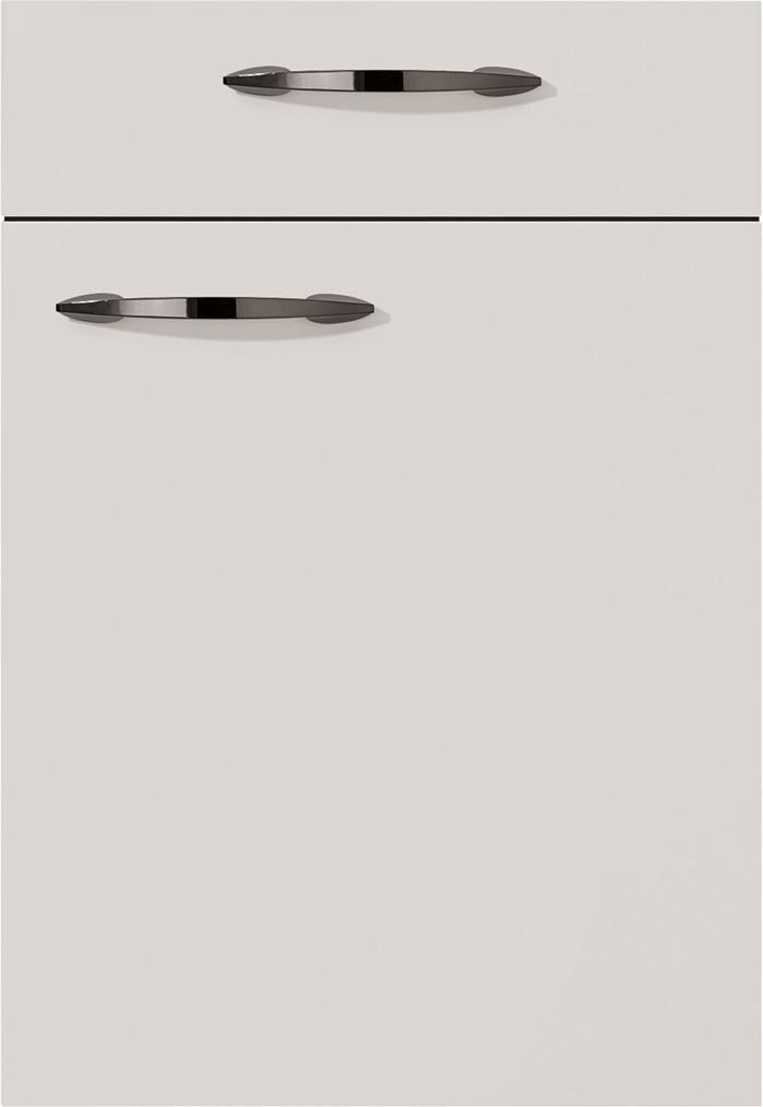 455 Flash Лак-ламинат, серый шелковый глянец