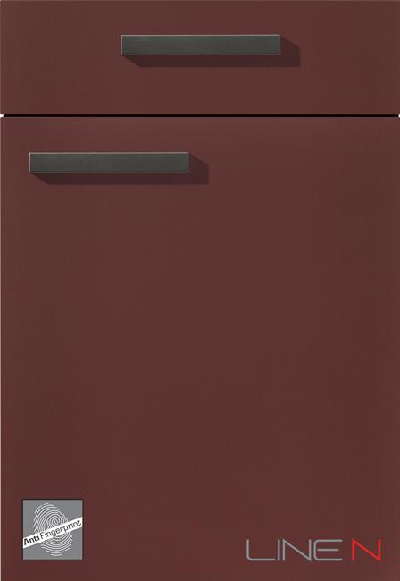 963 Easytouch Лак-ламинат, винно-красный ультраматовый